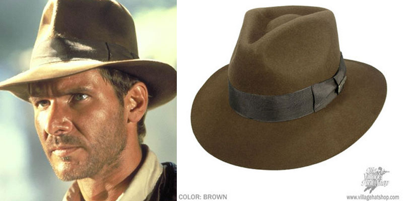 If youu0027re feeling extra crafty you could make a LEGO Indiana Jones costume out of cardboard and top it off with a signature Indiana Jones Hat.  sc 1 st  Hat Blog & Less Chat More Hat